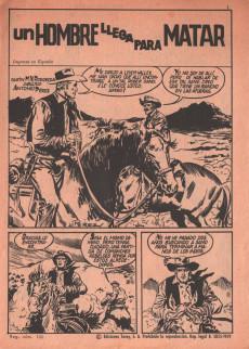 Extrait de Hazañas del Oeste -80- Número 80