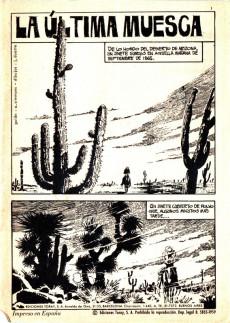 Extrait de Hazañas del Oeste -86- Número 86