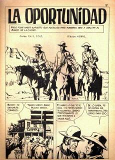 Extrait de Hazañas del Oeste -99- Número 99