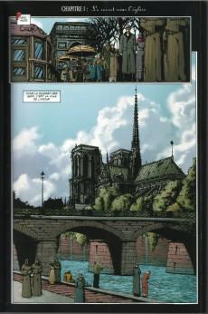 Extrait de Rex Mundi -1- Le gardien du temple