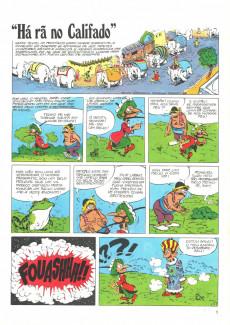 Extrait de Iznogoud (en portugais) -2- As conspirações do grão-vizir Iznogoud