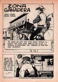 Extrait de Hazañas del Oeste -139- Número 139