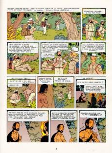 Extrait de Professeur La Palme (Les aventures du) -1- Le mystère de la plante Tako