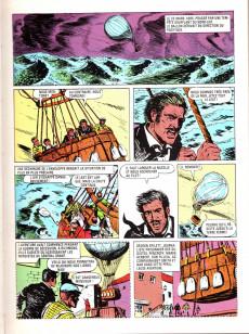 Extrait de Les chefs-d'Œuvre de la littérature en bandes dessinées -14- L'île mystérieuse