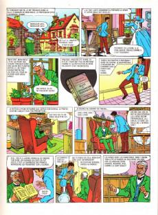 Extrait de Les chefs-d'Œuvre de la littérature en bandes dessinées -12- Voyage au centre de la Terre
