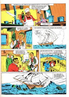 Extrait de Les chefs-d'Œuvre de la littérature en bandes dessinées -16- Les enfants du Capitaine Grant