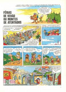 Extrait de Iznogoud (en portugais) -1- As férias do califa