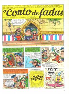 Extrait de Iznogoud (en portugais) -3- O conto de fadas d'Iznogoud