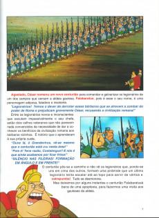 Extrait de Astérix (hors série) (en portugais) -C04'2003- Astérix conquista a América - O álbum do filme