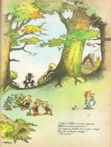 Extrait de Astérix (hors série) (en portugais) -2- Como Obélix caiu no caldeirão do druida quando era pequeno