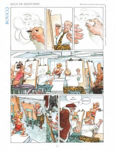 Extrait de Astérix (hors série) (en portugais) -3- Astérix e os seus amigos - Homenagem a Albert Uderzo
