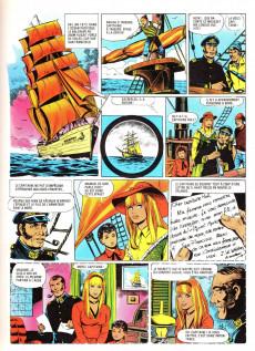 Extrait de Les chefs-d'Œuvre de la littérature en bandes dessinées -27- Un capitaine de quinze ans