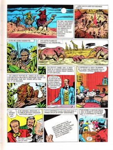 Extrait de Les chefs-d'Œuvre de la littérature en bandes dessinées -10- Cinq semaines en ballon