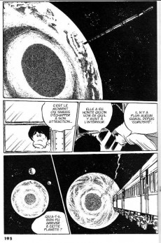 Extrait de Galaxy express 999 -2- Tome 2