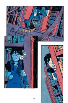 Extrait de Shadow of the Batgirl