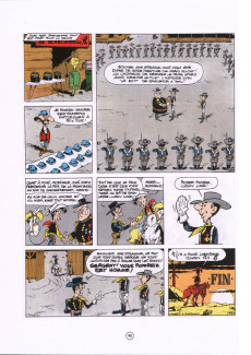 Extrait de Lucky Luke -27b1993- Le 20ème de cavalerie