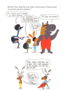 Extrait de Jean-Michel le Caribou -11- Les origines