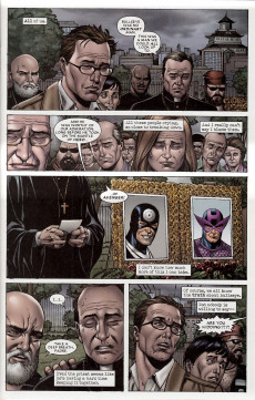 Extrait de Shadowland: Bullseye - Tome 1
