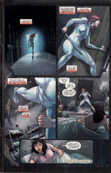 Extrait de Shadowland: Daughters of the Shadow -1- Shadowland: Daughters of the shadow 1/3