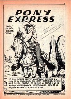 Extrait de Hazañas del Oeste -164- Número 164