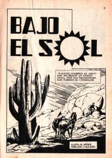 Extrait de Hazañas del Oeste -165- Número 165