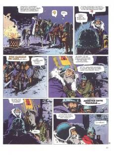 Extrait de Ramiro -5- Les gardiens du Bierzo : Mission pour Compostelle 3