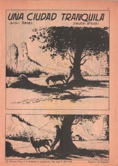 Extrait de Hazañas del Oeste -184- Número 184