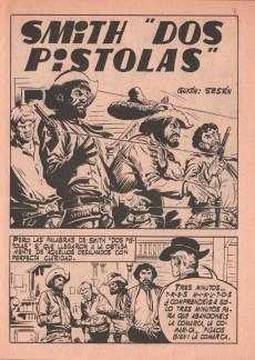 Extrait de Hazañas del Oeste -198- Número 198