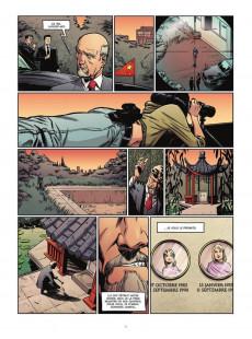 Extrait de Hedge Fund -7- Pour tout l'or du monde