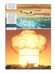 Extrait de Hot Space -2- Rage