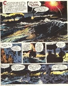 Extrait de Tanguy et Laverdure -15a1981- Les Vampires attaquent la nuit
