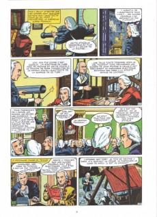 Extrait de Michel Vaillant (Palmarès inédit) -9- Jean Graton illustre l'Oncle Paul vol.01