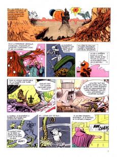 Extrait de Richard Bantam, justicier de l'espace -1- Les sept périls de Sumor