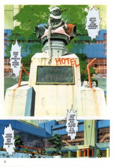Extrait de Akira (Anime) -2- Tome 2