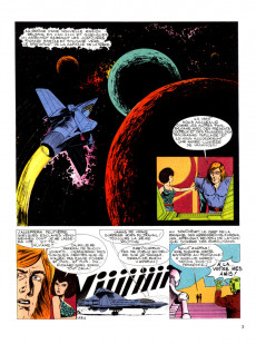 Extrait de Richard Bantam, justicier de l'espace -2- Le châtiment des 5 morts