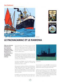 Extrait de Tintin - Divers -b2021- Tintin, Haddock et les Bateaux