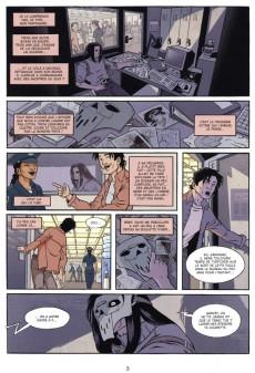 Extrait de Harley & Davidson (Une enquête des détectives) -1- La nuit du masque