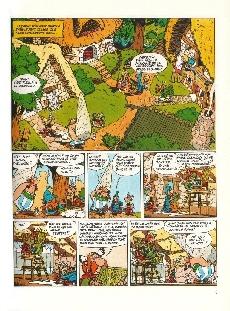 Extrait de Astérix -9c1974- Astérix et les Normands