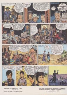 Extrait de Blueberry -6a1972- L'homme à l'étoile d'argent