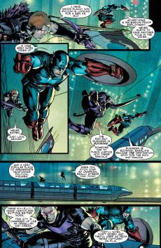 Extrait de Secret Avengers (2010) -OMNI- Secret Avengers by Rick Remender