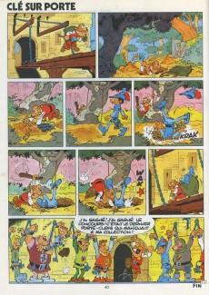 Extrait de Robin Dubois -9- Histoires sans histoires
