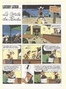 Extrait de Lucky Luke -49- La corde du pendu et autres histoires