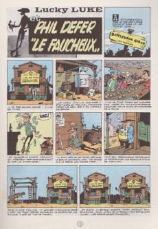 Extrait de Lucky Luke -8d1970'- Lucky Luke et Phil Defer