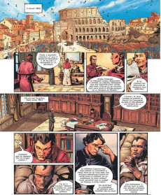Extrait de Un pape dans l'histoire -7- Pie VII : Résister à Napoléon