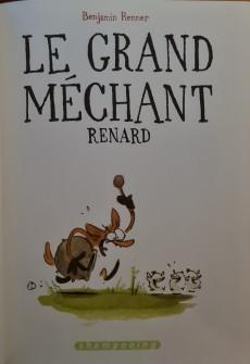 Extrait de Le grand méchant Renard -a2018- Le Grand Méchant Renard