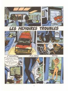 Extrait de Rubine -1- Les mémoires troubles