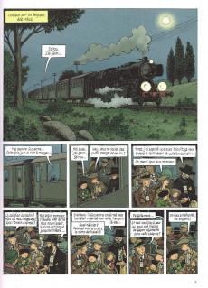 Extrait de Spirou et Fantasio par... (Une aventure de) / Le Spirou de... -18- L'Espoir malgré tout - Troisième partie - Un départ vers la fin