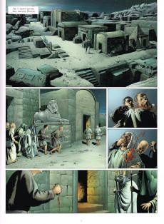 Extrait de Alix Senator -12- Le Disque d'Osiris