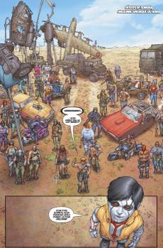Extrait de Rai (Bliss Comics - 2019) -1- Rai