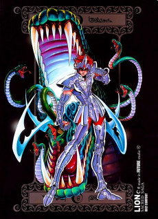 Extrait de Saint Seiya Illustrations : Feng chun MU -1(AUT)- Sacred Saga
